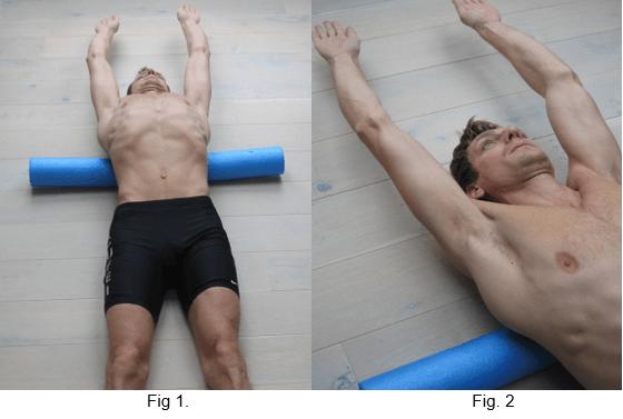 Body SDS rulleøvelse 1
